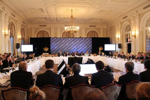 6th Broadband Commission Meeting in New York City, NY, 23 September 2012.