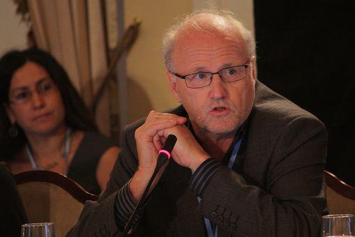 Mr. Paul BUDDE, Principal, Budde.com speaking at the 6th Broadband Commission Meeting, New York, NY, 23 September 2012.